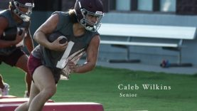 Bearden Football's Morgan Shinlever