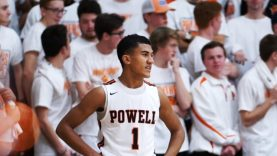 Halls @ Powell Boys Basketball